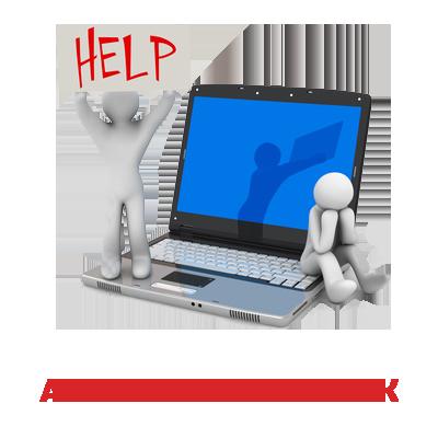 Pubblicità Assistenza Notebook